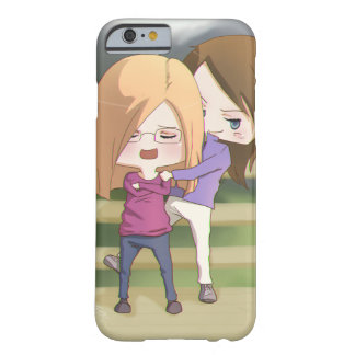 Chibi fotvandrare barely there iPhone 6 fodral