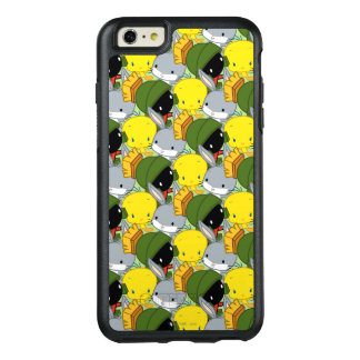 Chibi MARVIN den MARTIAN™-, TWEETY™- & BUGS BUNNY OtterBox iPhone 6/6s Plus Skal