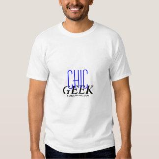 CHIC GEEK TSHIRTS