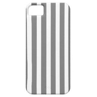 chic grå färgrand iPhone 5 hud