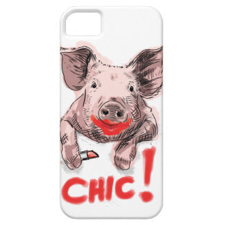 Chic gris - iphone case iPhone 5 skal