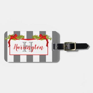 CHIC HOLIDAY-/CHRISTMASBAGAGEMÄRKRE BAGAGEBRICKA