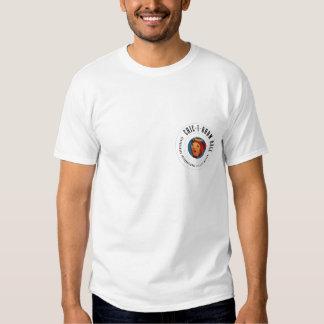CHIC--I-BOOMBOLLT-tröja: Brasilien egenar T-shirts