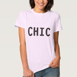 Chic kvinnaT-tröja Tee