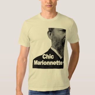 Chic Marionnette T-tröja T Shirts