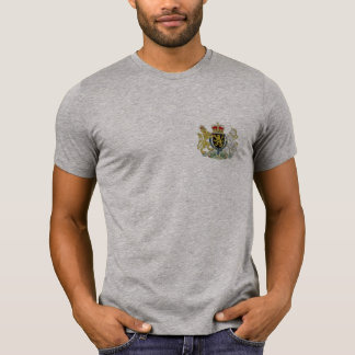 chic personal royal crest T-shirt design