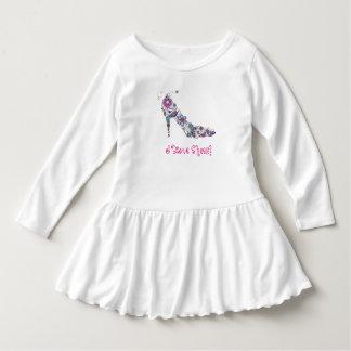 Chic skor - småbarnklänningen (mer färgar), t shirt