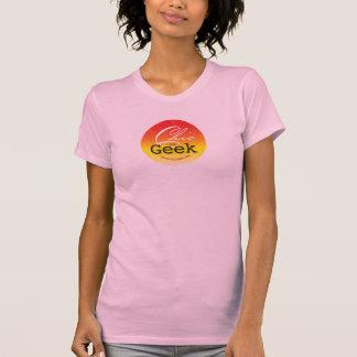 Chic som är ljus GeekT-tröja Tee