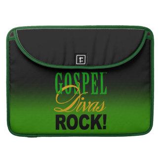 """CHICAGO BLING - """"gospelDivassten! """", Sleeves För MacBook Pro"""