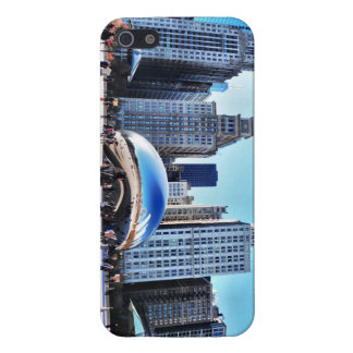 Chicago böna iPhone 5 cases