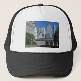 Chicago cityscape keps