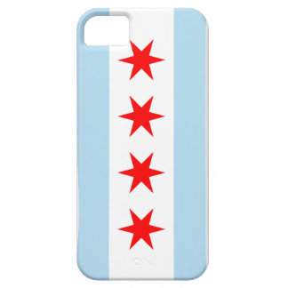 Chicago flaggafärg - iPhone 5 iPhone 5 Cases