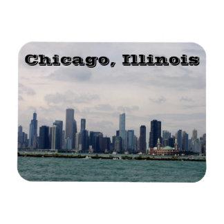 Chicago horisont magnet
