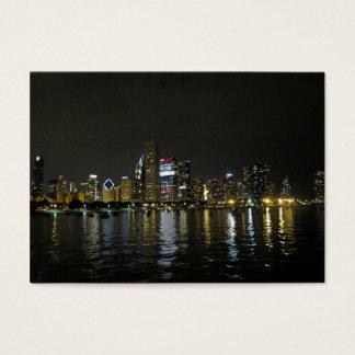 Chicago horisont visitkort