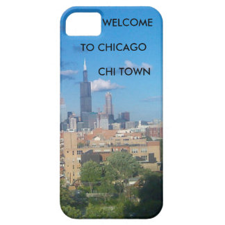 CHICAGO IPHONE TÄCKER iPhone 5 Case-Mate FODRAL