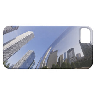 Chicago reflexioner iPhone 5 Case-Mate skal