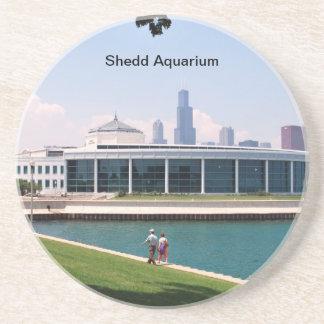 Chicago Shedd akvariumsamling Underlägg