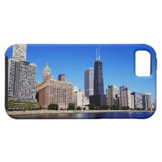 Chicago Skyline. iPhone 5 Case-Mate Fodral
