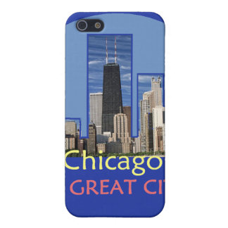 Chicago Speckfodral iPhone 5 Skal