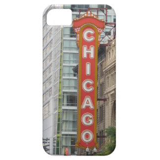Chicago teater iPhone 5 Case-Mate skal