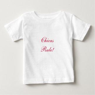 Chicas härskar! - ungeskjorta tröja