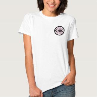chicblommor tröja