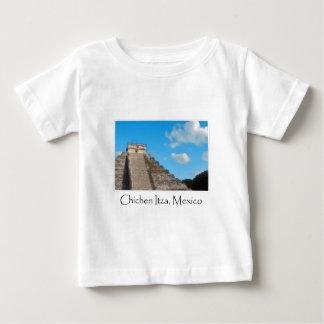 Chichen Itza Mayan tempel i Mexico Tröja