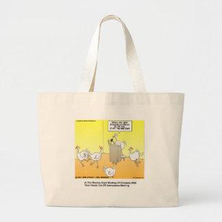 Chickenhead anonyma tecknadgåvor & utslagsplatser tygkasse