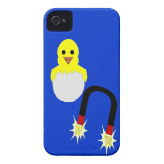 Chickmagnet iPhone 4 Case-Mate Fodral