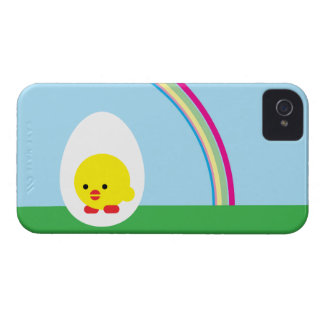 Chick'n-chickar iPhone 4 Skydd