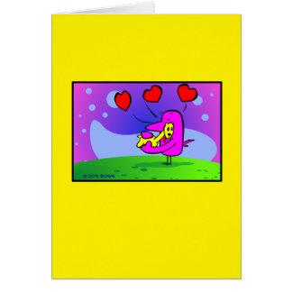 """""""Chickpeas!"""", Hälsningkort #102 Hälsningskort"""