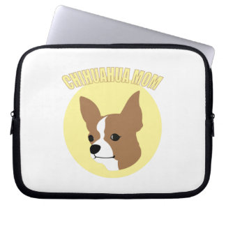 Chihuahuamamma Laptop Sleeve