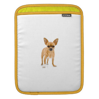 ChihuahuaRickshawsleeve Sleeve För iPads