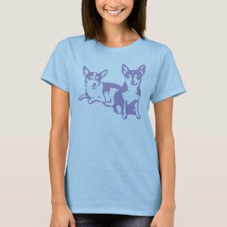 chihuahuas tee shirts