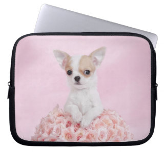 Chihuahuavalp Laptop Sleeve
