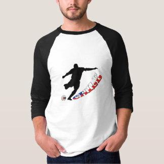 Chile fotboll t shirt