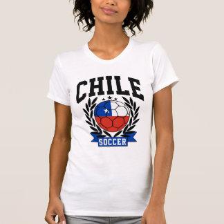 Chile fotboll tee shirt