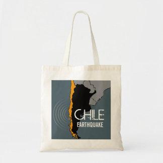 Chile jordskalv tygkasse