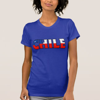 Chile skjorta tee shirts