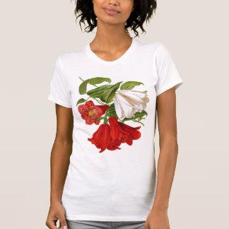 Chilensk blåklocka t-shirts