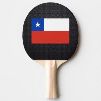 Chilensk flagga pingisracket