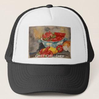 Chilies! Truckerkeps