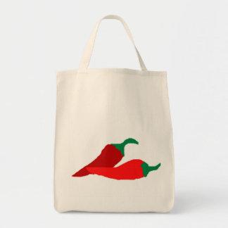 Chilipeppartoto Tygkasse