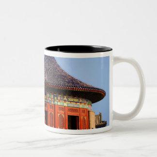 Chinan Beijing, den Tian solbrännan parkerar, Två-Tonad Mugg