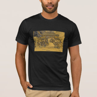 Chinatown grind, SF T-shirt