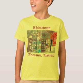 Chinatown - Melbourne, Australien Tshirts