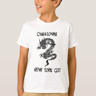 Chinatown New York Tee Shirts
