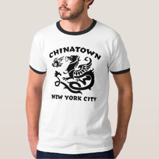 Chinatown NYC T-shirts