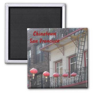 Chinatown San Francisco Magnet