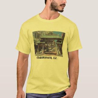 Chinatown T-tröja Tshirts